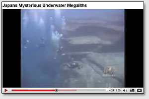 Japans Mysterious Underwater Megaliths