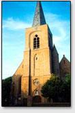 Eine Belgische Kirche