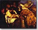 """Die Grabablegung"", Tizian"