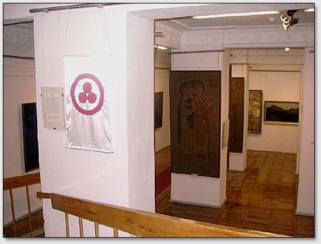 Die Raeume der Gorlowka Kunstgalerie