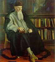 Professor Nikolaj Roerich (1942)
