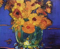 Stillleben. Blume. (1938)