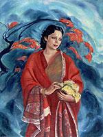 Devika Rani Rorich (1951)