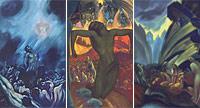 Die gekreuzigte Menschheit (1939-1942)