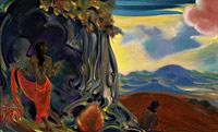 Der Ruf (Die Heilige Floette II), 1955