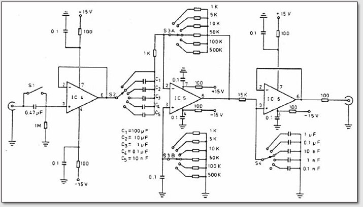Схема линейного