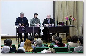 Wladimir Rosov, Dolmetcher, Daniel Entin.