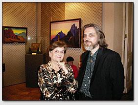 Olga Rumjanzeva, Dmitrij Popov.