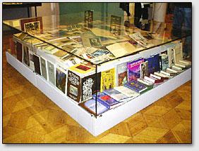 Lektuere von und ueber Roerich