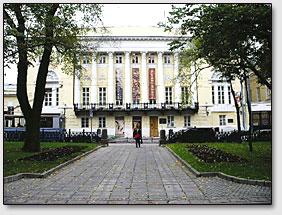 Das Staatliche Museum des Ostens (Moskau, Nikitsky Bulvar, 12)