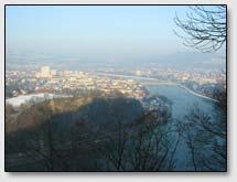 Австрийский город Линц