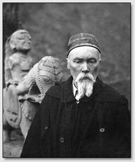 N.K.Roerich, 1931-33. Naggar, Indien.