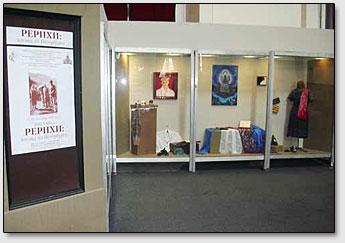 Die Sachen von Helena Roerich.