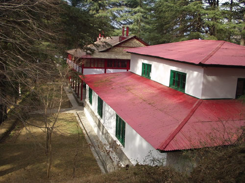 Urusvati Himalayan Research Institute at present