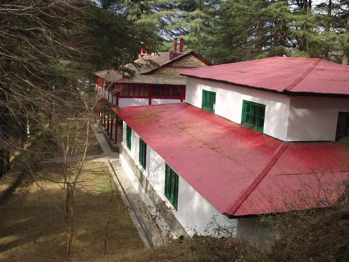 Urusvati Himalayan Research Institute at present