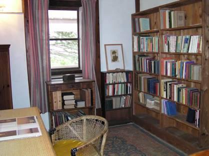 Helena Roerich's study room
