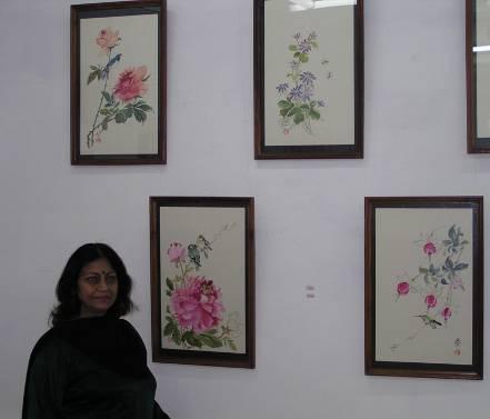 Harmony - Water colors paintings by Uma Bhardwaj,  Sundernagar, H.P.