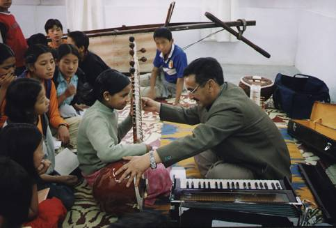 Indian Classical Music class