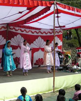 9.10.2003, N.Roerich annual function