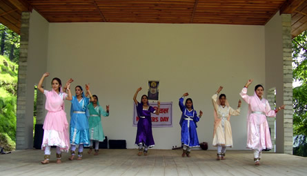 14th May 2006, Celebration of the Mother's Day, Kathak dance