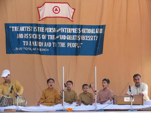 Nicholas Roerich's Birth Anniversary annual function