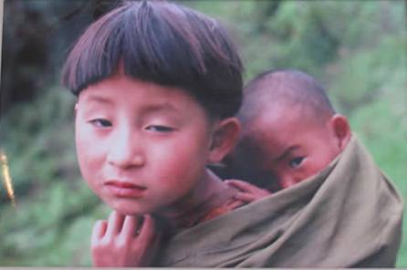 'Himalayan Portraits' - Photo exhibition by Thomas Shor, USA