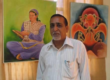 Naveen Dhiman, Sunder Nagar, Himachal Pradesh