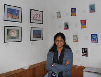 'Unity' -  Exhibition of digitized paintings  by Neha Sharma,  Shimla, Himachal Pradesh