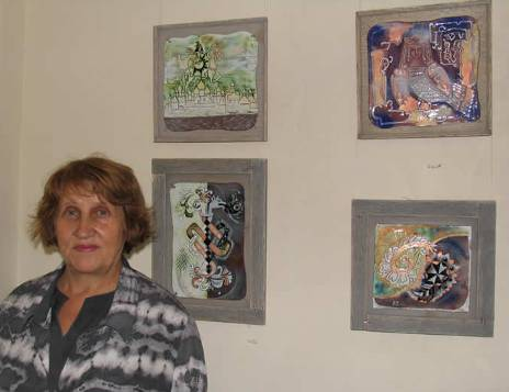 'Rostov - the Soul of Russia' -   Painting exhibition by Russian artists from different cities, and photo exhibition depicting city Rostov the Great.