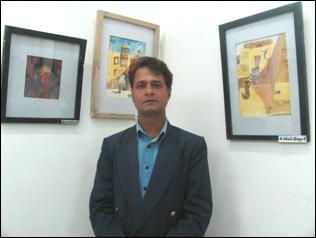 'Anubhuti' - Painting exhibition by Sunil Joshi, Rajasthan