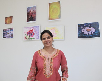 Painting exhibition by Manasi Bose, Pune