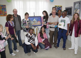 'From Rhythms of time…' Russian & Indian  children painting exhibition