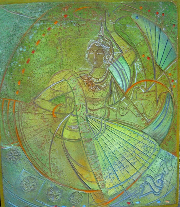 'Dreams of India' - Painting exhibition of contemporary Russian painters