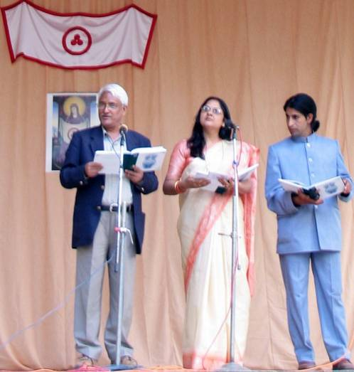 Release of the new trilingual poetry book of   N.Roerich:  'Flowers  from  Morya's  Garden'