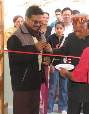National Painters Camp organized jointly by Lalit Kala Academi, ND, and the IRMT