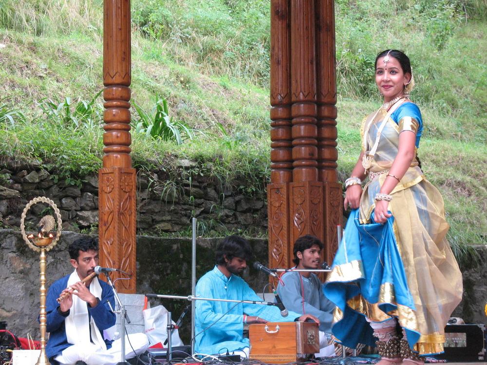 Barkha Soni performs Kathak dance