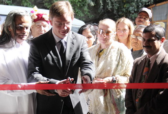 Mr Denis Alipov, Minister-Counselor of the Embassy of Russia in India was the Chief Guest.