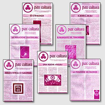 "Zeitschriften ""Pax Cultura"""